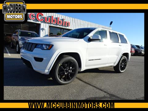 2018 Jeep Grand Cherokee for sale in Madison, IN