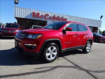 2018 Jeep Compass for sale in Madison, IN