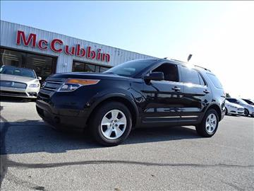 2014 Ford Explorer for sale in Madison, IN