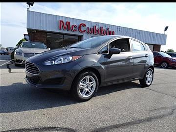 2017 Ford Fiesta for sale in Madison, IN