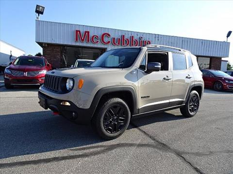 2017 Jeep Renegade for sale in Madison, IN