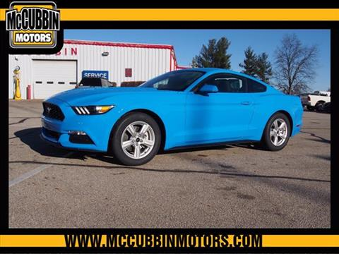 2017 Ford Mustang for sale in Madison, IN
