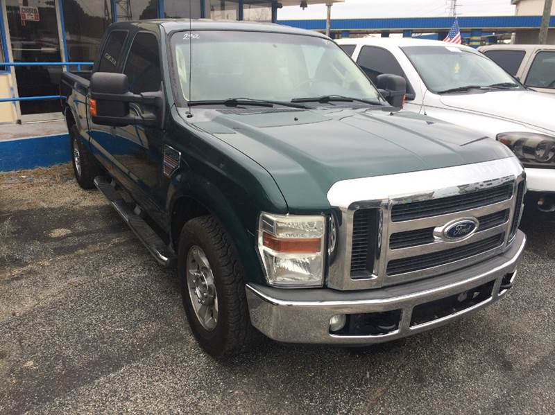 2009 ford f 250 super duty 4x2 xlt 4dr crew cab 6 8 ft sb pickup in pasadena tx bsa used cars. Black Bedroom Furniture Sets. Home Design Ideas