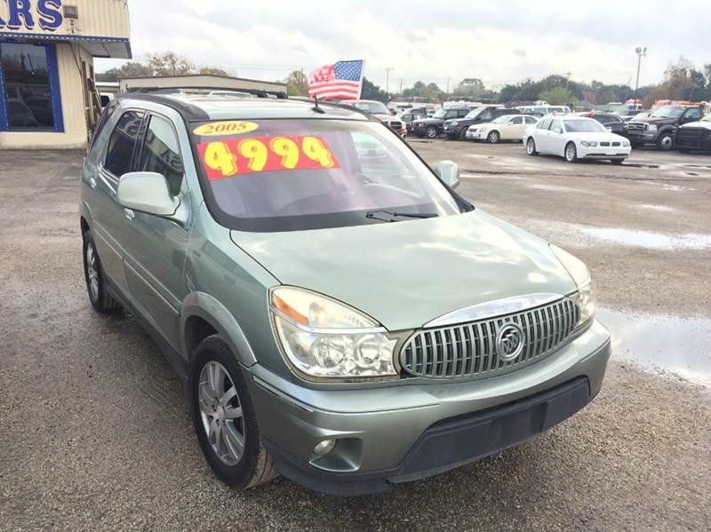 2005 buick rendezvous ultra 4dr suv in pasadena tx bsa. Black Bedroom Furniture Sets. Home Design Ideas