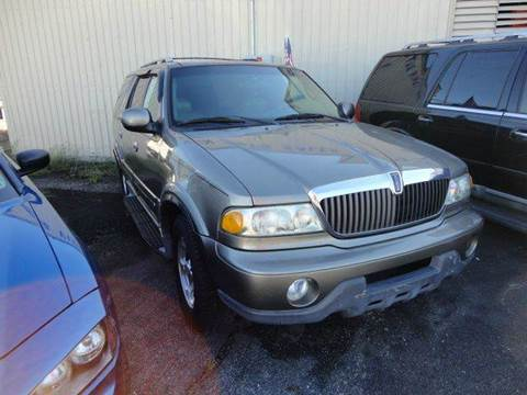 2001 Lincoln Navigator for sale in Pasadena, TX