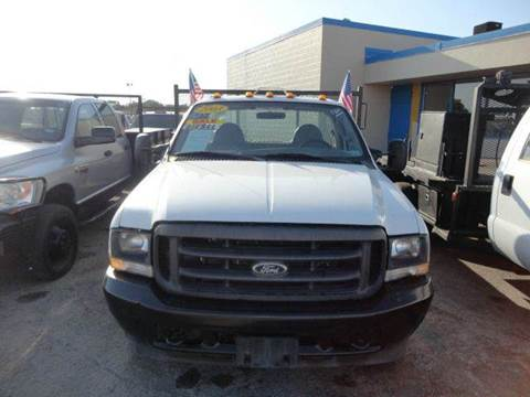 2003 Ford F-350 for sale in Pasadena, TX