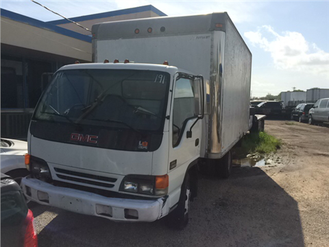 2002 GMC W3500 for sale in Pasadena, TX