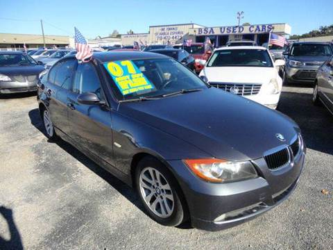 2007 BMW 3 Series for sale in Pasadena, TX