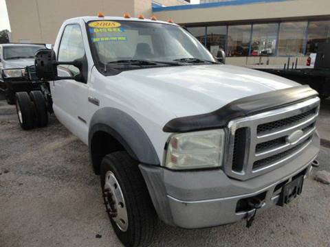 2005 Ford F-550 for sale in Pasadena, TX
