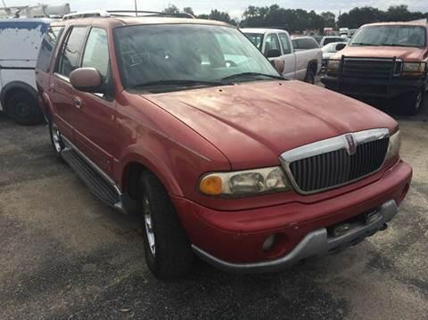 2000 Lincoln Navigator for sale in Pasadena, TX