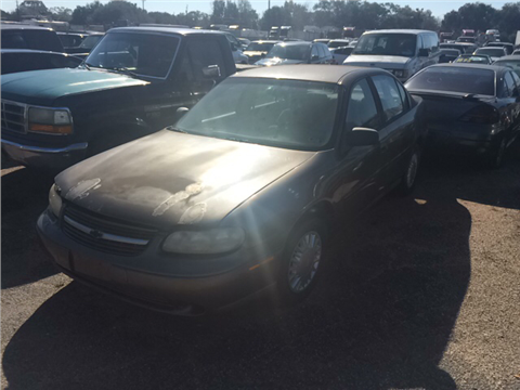 2001 Chevrolet Malibu for sale in Pasadena, TX