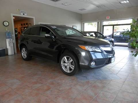 2015 Acura RDX for sale in Berlin, CT
