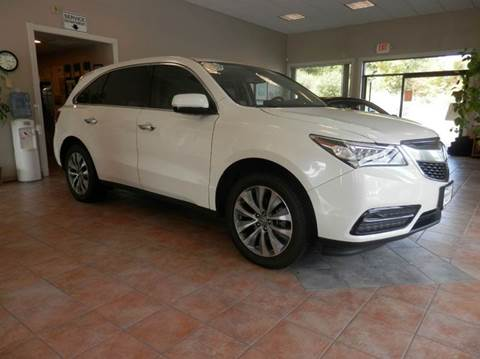 2015 Acura MDX for sale in Berlin, CT