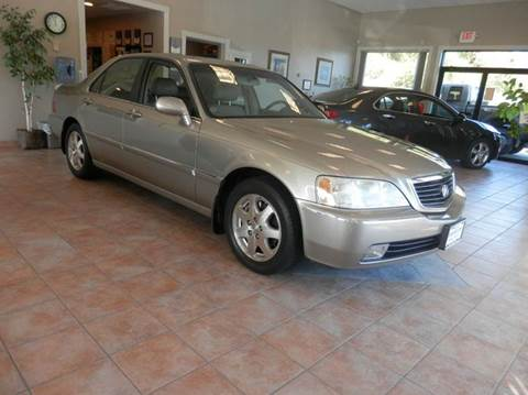 2002 Acura RL for sale in Berlin, CT