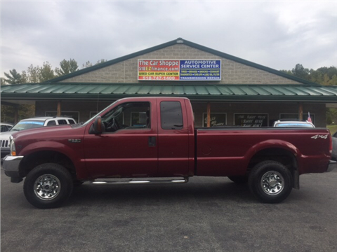 2004 Ford F-250 Super Duty for sale in Queensbury, NY