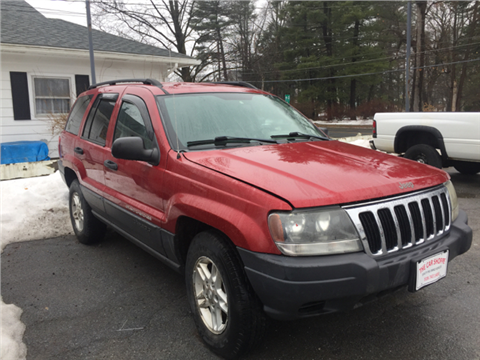 2003 Jeep Grand Cherokee for sale in Fort Edward, NY