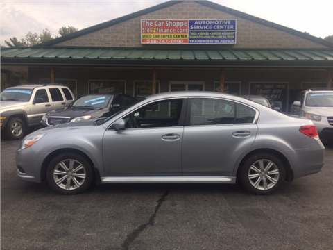 2012 Subaru Legacy for sale in Queensbury, NY