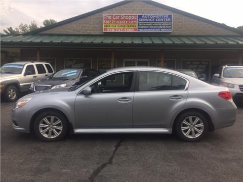 2012 Subaru Legacy for sale in Queensbury, NY