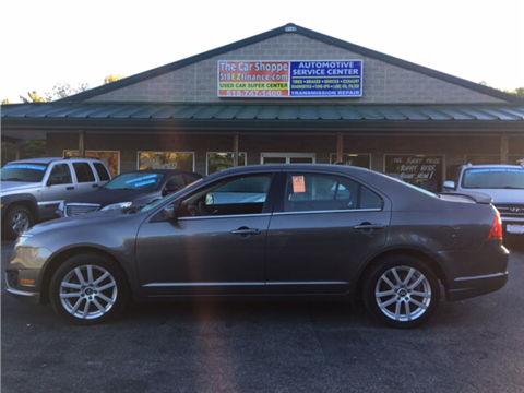 2010 Ford Fusion for sale in Queensbury, NY