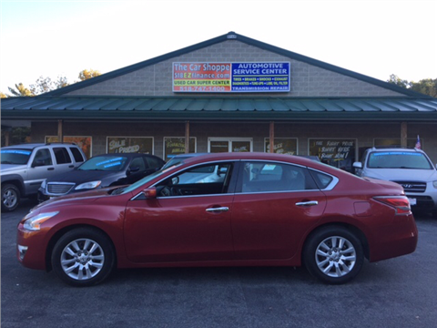 2014 Nissan Altima for sale in Queensbury, NY