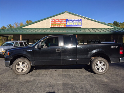 2006 Ford F-150 for sale in Queensbury, NY