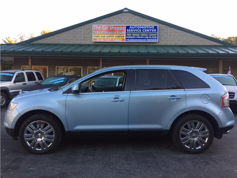 2008 Ford Edge for sale in Queensbury, NY