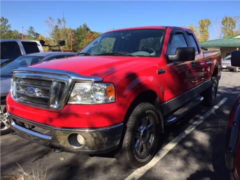 2008 Ford F-150 for sale in Queensbury, NY