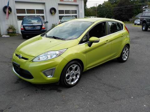 2011 Ford Fiesta for sale in Somers, CT