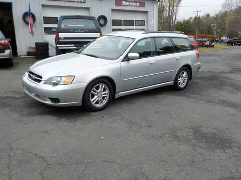 2005 Subaru Legacy for sale in Somers, CT
