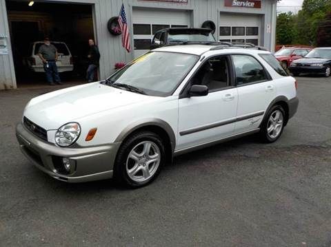2002 Subaru Impreza for sale in Somers, CT