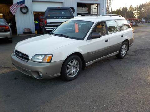 2004 Subaru Outback for sale in Somers, CT
