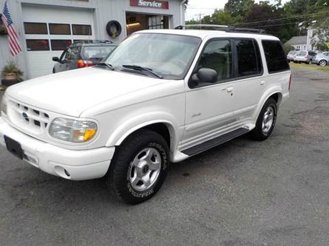 1999 Ford Explorer for sale in Somers, CT