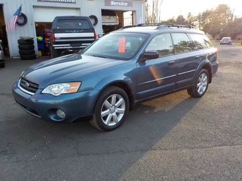 2006 Subaru Outback for sale in Somers, CT