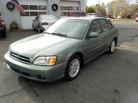 2004 Subaru Legacy for sale in Somers, CT