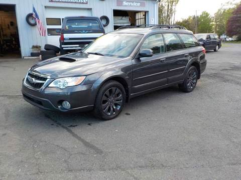 2008 Subaru Outback for sale in Somers, CT