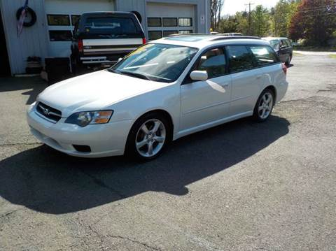 2007 Subaru Legacy for sale in Somers, CT
