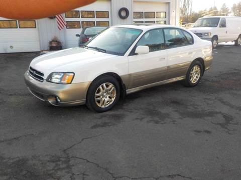 2000 Subaru Outback for sale in Somers, CT