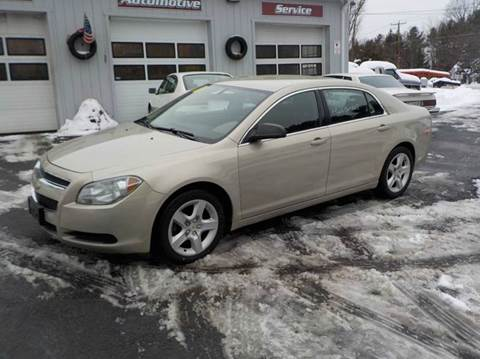 2011 Chevrolet Malibu for sale in Somers, CT
