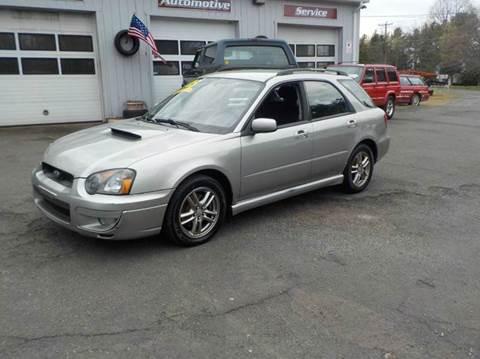 2005 Subaru Impreza for sale in Somers, CT