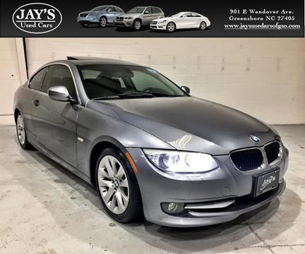 2011 BMW 3 Series for sale in Greensboro, NC