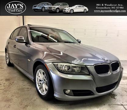 2010 BMW 3 Series for sale in Greensboro, NC