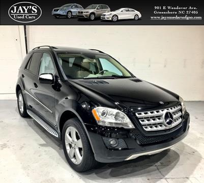 2009 Mercedes-Benz M-Class for sale in Greensboro, NC