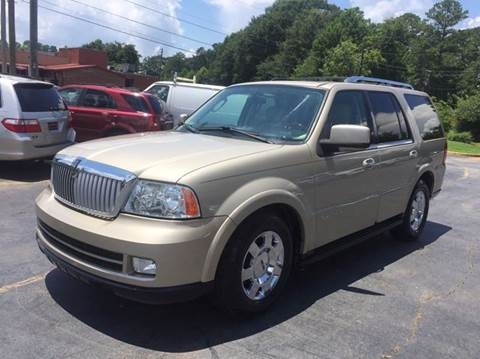 2006 Lincoln Navigator for sale in Smyrna, GA