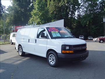 2013 Chevrolet Express Cargo for sale in Charlotte, NC