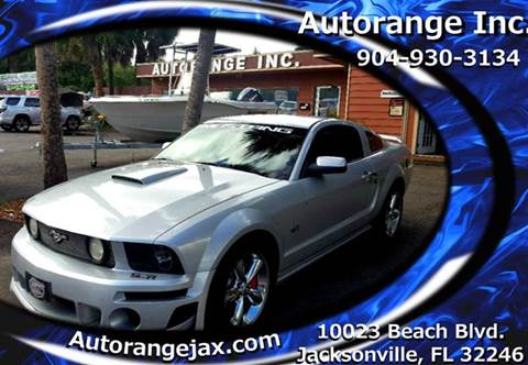 2006 Ford Mustang for sale in Jacksonville, FL