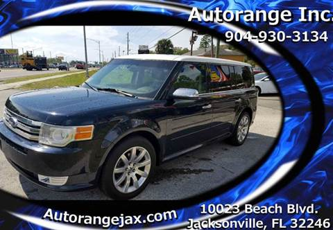 2009 Ford Flex for sale in Jacksonville, FL