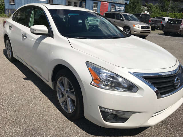 2013 Nissan Altima 3.5 SV 4dr Sedan - Pittsburgh PA
