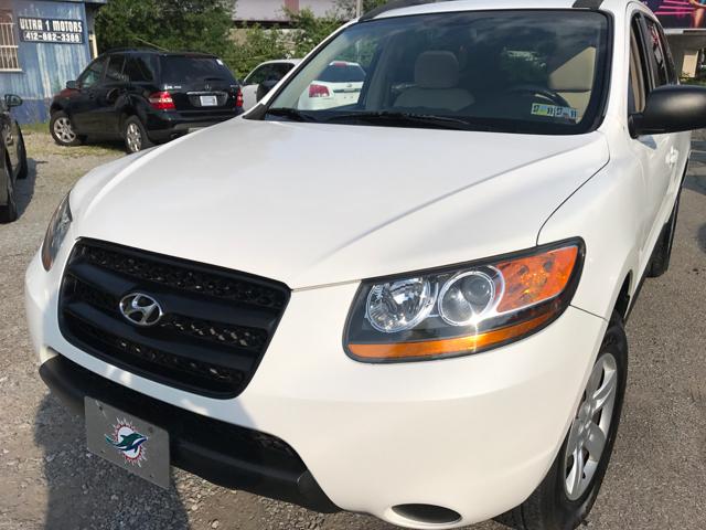 2009 Hyundai Santa Fe GLS AWD 4dr SUV - Pittsburgh PA