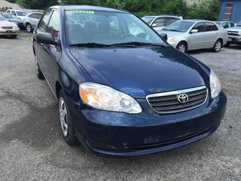 2007 Toyota Corolla for sale in Pittsburgh, PA