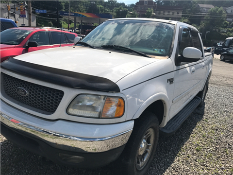 2002 Ford F-150 for sale in Pittsburgh, PA